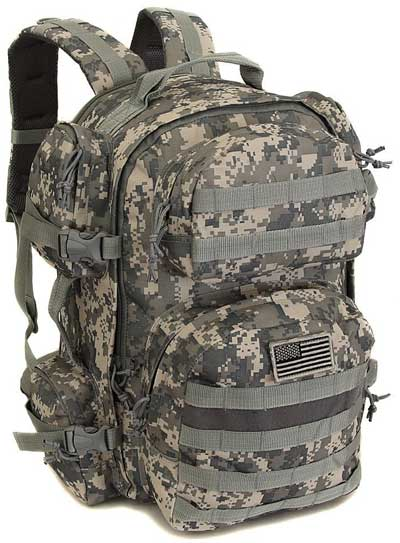 Expandable Tactical Backpack (How to Use it for Everything!) 7be5fcf9d6cc6