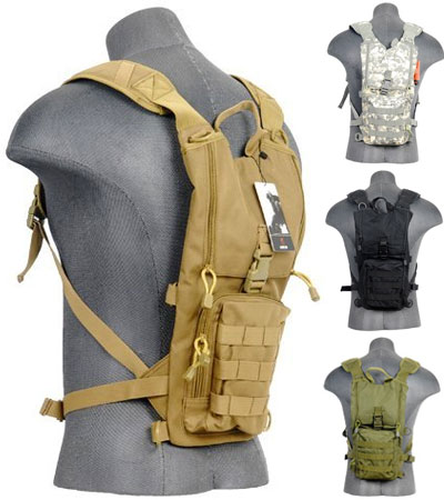 Lancer Tactical Backpack in 4 Colors